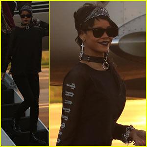 Rihanna & A$AP Rocky: 'Fashion Killa' Music Video - Watch Now!
