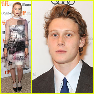 george mackay and saoirse ronan dating Watch online how i live now 2013 no runtime 101 min watch online open full cast saoirse ronan daisy tom holland isaac george mackay eddie danny.