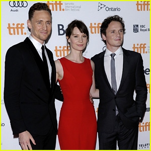 Tom Hiddleston & Mia Wasikowska: 'Only Lovers Left Alive' TIFF Premiere!