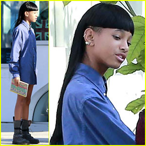 Willow Smith And Her Boyfriend 2013 2013 | Just Jared | Pa...