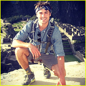 Zac Efron on Rehab News: Thanks for the Support!