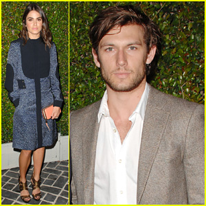 Alex Pettyfer & Nikki Reed: Chloe Fashion Show & Dinner!