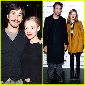 Amanda Seyfried & Justin Long: Celebrity Charades Benefit Gala!