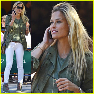 Bar Refaeli: 'I'm Single, Happy, & Loving It!'