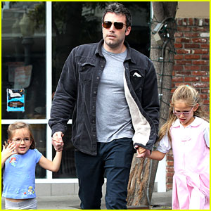 Ben Affleck: Not Practicing Batman Voice Just Yet!