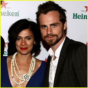 'Boy Meets World' Star Rider Strong Marries Alexandra Barreto