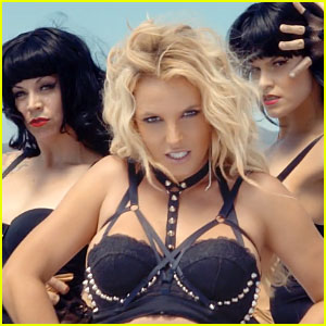 Britney Spears: 'Work Bitch' Music Video - WATCH NOW!