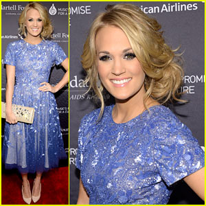 Carrie Underwood: T.J. Martell Foundation Honors Gala