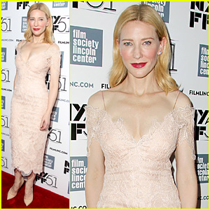 Cate Blanchett: New York Film Festival Tribute Gala!