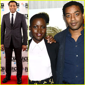 Chiwetel Ejiofor: '12 Years a Slave' BFI Film Festival Photo Call
