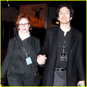 Christina Hendricks & Geoffrey Arend: Atoms for Peace Concert!