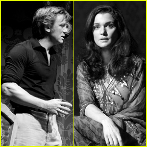 Daniel Craig & Rachel Weisz: 'Betrayal' Production Photos!