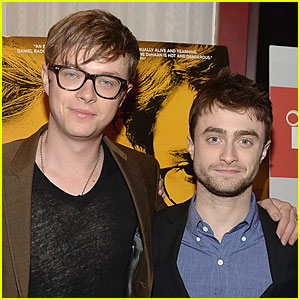 Daniel Radcliffe: I'm Comfortable Being Naked!