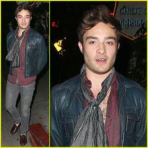 Ed Westwick accent