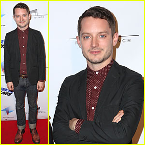 Elijah Wood: 'Toad Road' Hollywood Premiere!