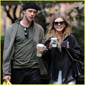 Elizabeth Olsen couple
