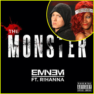 Eminem - The Monster (ft. Rihanna) Lyrics