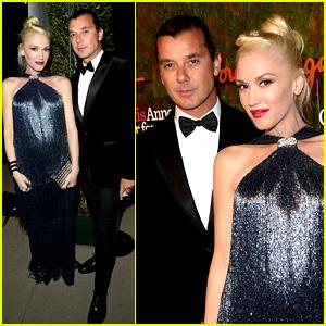 Gwen Stefani & Gavin Rossdale: Annenberg Center Gala 2013