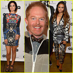 Jaimie Alexander & Kat Graham: 'GQ Men' Book Celebration!