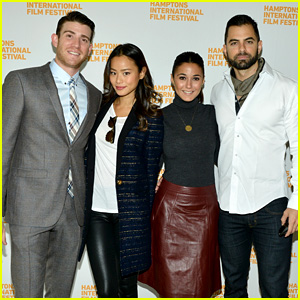 Bryan Greenberg & Emmanuelle Chriqui: 'Short History' at HIFF!