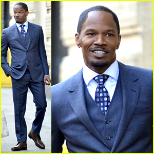 Jamie Foxx: I Am Not Dating Katie Holmes!