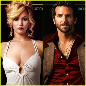 Jennifer Lawrence & Bradley Cooper: 'American Hustle' Posters!