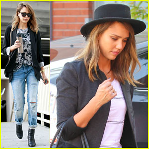 Jessica Alba Talks Expanding The Honest Company (JJ Interview!)