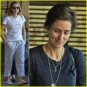 Jodie Foster & Alexandra Hedison: New Couple Alert?