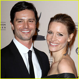KaDee Strickland & Jason Behr Welcome Baby Boy Atticus!