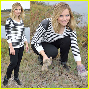 Kristen Bell: I'm Not Concerned About My Post-Baby Weight