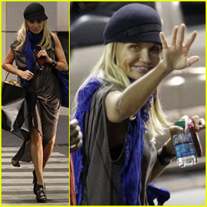Kristin Chenoweth 'Thrilled' to Work with Jennifer Lopez