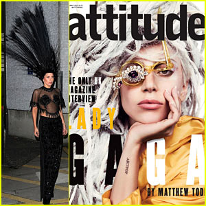 Lady Gaga Covers 'Attitude' December 2013