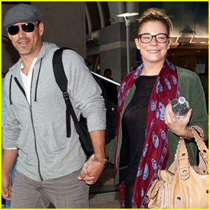 LeAnn Rimes & Eddie Cibrian Celebrate Fall with 'Yummy' Dinner!