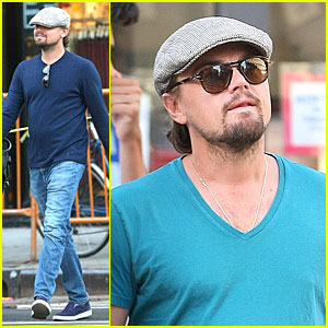 Leonardo DiCaprio Raves About Jonah Hill's Improvisation Skills