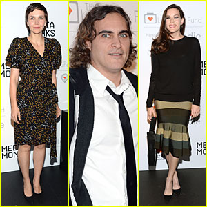 Maggie Gyllenhaal & Liv Tyler: The Lunchbox Fund Fall Fete!