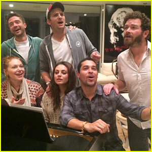 Mila Kunis, Ashton Kutcher, & More: 'That '70s Show' Reunion!