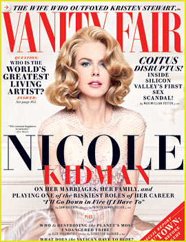 Nicole Kidman on Tom Cruise Marriage: Brad Pitt & Angelina Jolie Can Understand