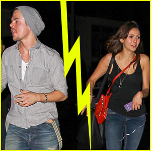 Nina Dobrev & Derek Hough Split After Six Weeks?