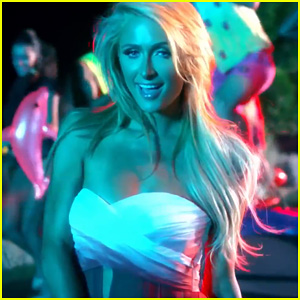 Paris Hilton: 'Good Time' feat. Lil' Wayne - Video Premiere!