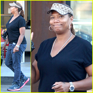 Queen Latifah Recuts Rihanna's 'Stay' Video to Include Herself!