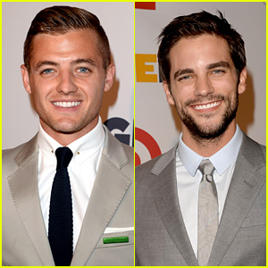 Robbie Rogers & Brant Daugherty: GLSEN Respect Awards!