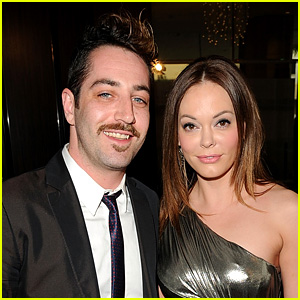 Rose McGowan: Married to Davey Detail!