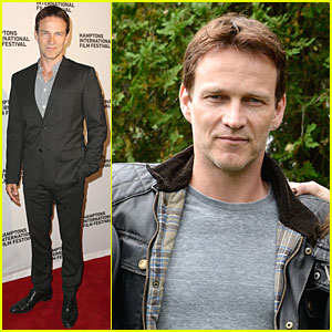 Stephen Moyer: 'Free Ride' Screening at Hamptons Film Fest!