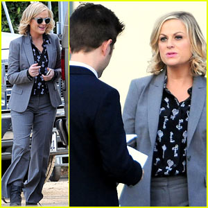 Amy Poehler: 'Parks & Recreation' Returns Next Week!