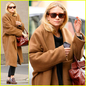 Ashley Olsen: Madison Avenue Shopper