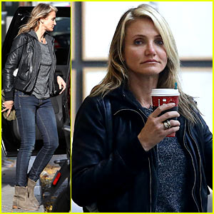 Cameron Diaz: 'Thank You for the Warm Welcome' on Twitter!