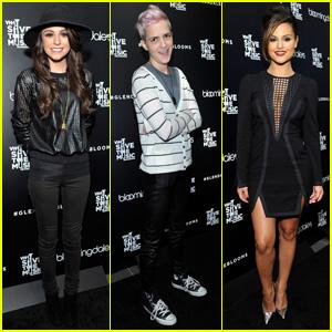 Cher Lloyd: Bloomingdale's Glendale Opening Gala!