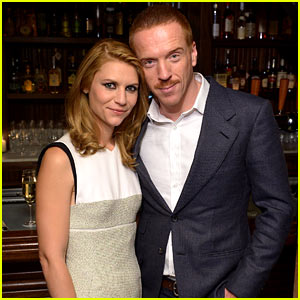 Claire Danes & Damian Lewis: 'Homeland' NYC Screening!