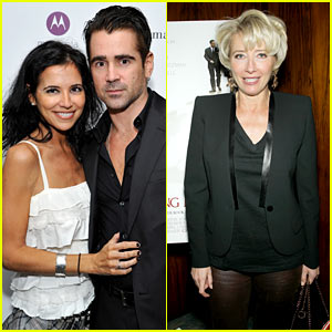 Colin Farrell & Emma Thompson: 'Saving Mr. Banks' Events!