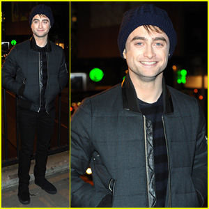 Daniel Radcliffe: Don't Tweet If You Expect Privacy